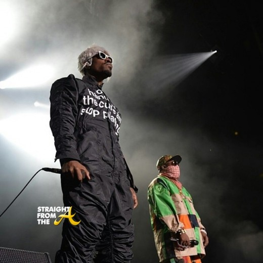 Outkast - Ovo Fest 2014 1