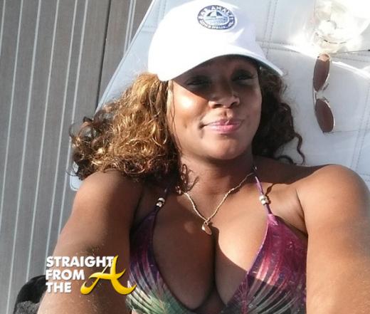 Tameka Raymond Beach Body 4