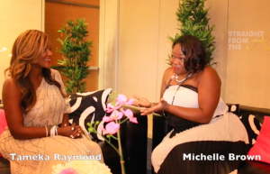 Tameka Raymond Michelle ATLien Brown 7