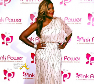 Tameka Raymond - Pink Power Conference