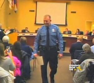 Darren Wilson Ferguson Police