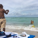 Benzino & Althea Hit The Beach + He Claims Joseline is 'All For Show'… [PHOTOS] #LHHATLReunion