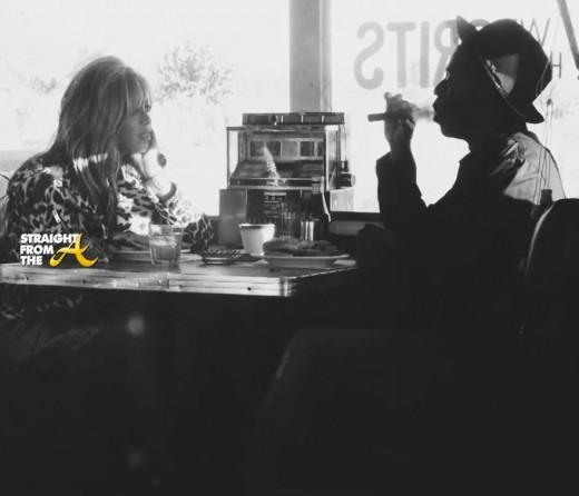 Beyonce Jay-Z Bang Bang - StraightFromtheA 2