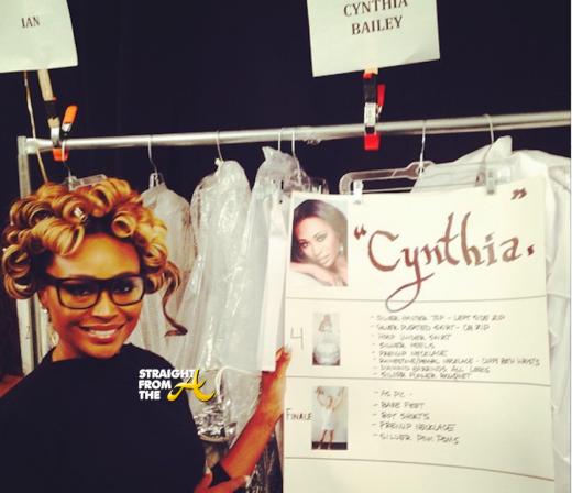 Cynthia Bailey 2014 NYFW StraightFromTheA-15