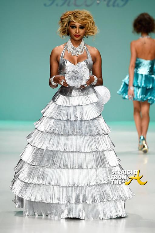 Cynthia Bailey 2014 NYFW StraightFromTheA-6