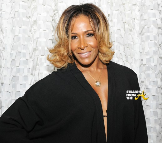 Former RHOA Castmate Sheree Whitfield