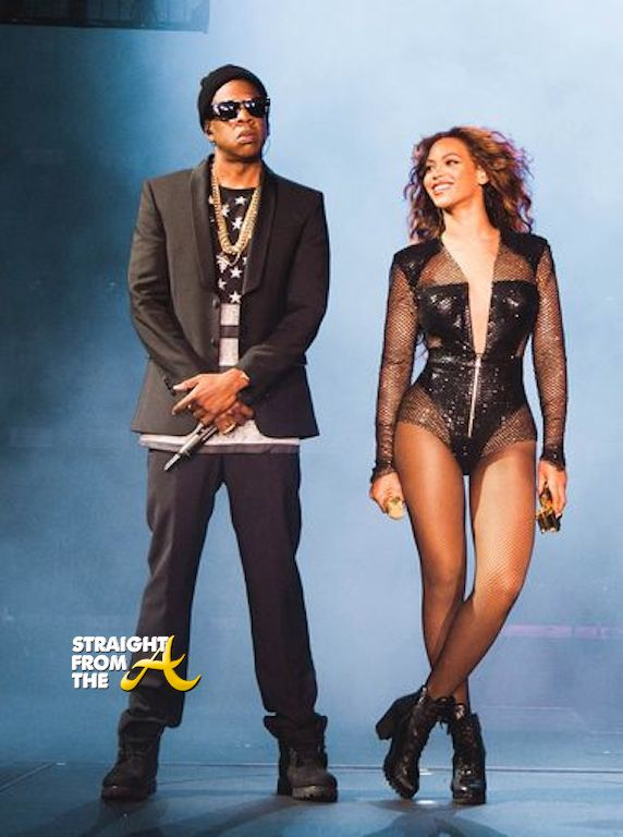 Beyonce & Jay-Z's 'On The Run' Tour Comes To TV… [FULL ...  Beyonce & Jay-Z...