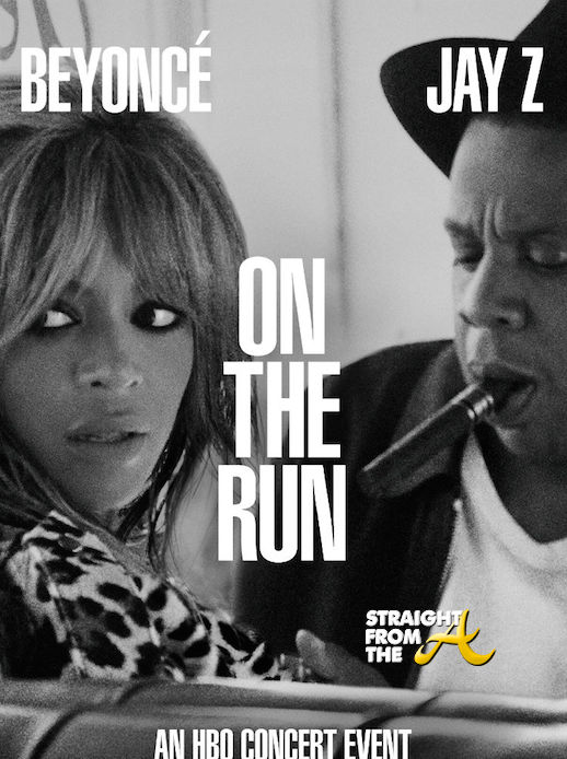 Jay-Z Beyonce OTR - StraightFromTheA 3 - Straight From The
