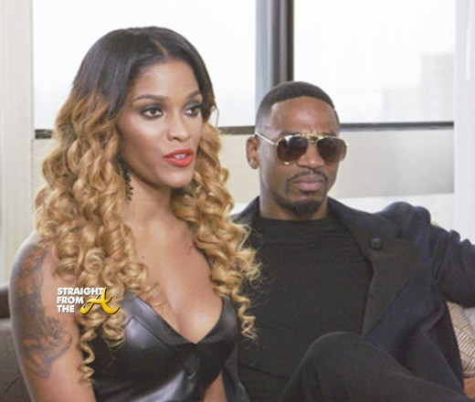 Joseline and Stevie J 2014