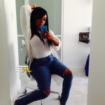 K Michelle Whasserface
