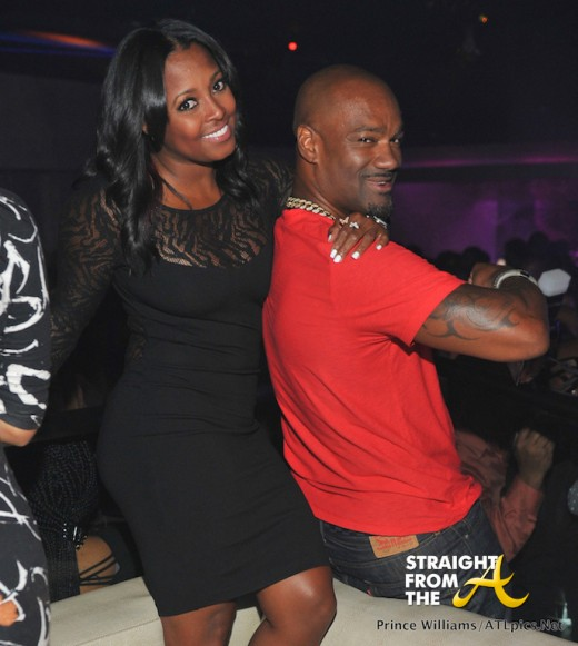 Keshia Knight Pulliam and Big Tigger