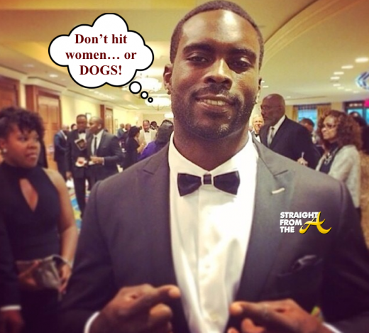 Mike Vick StraightFromTheA 3