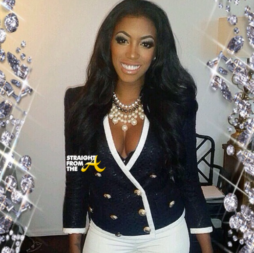 Porsha Williams - Dish Nation - StraightFromTheA