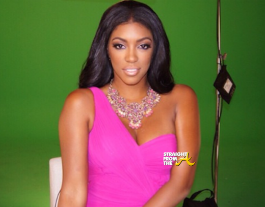 Porsha Williams  Green Screen - StraightFromTheA