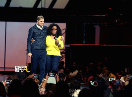 Rob Bell and Oprah