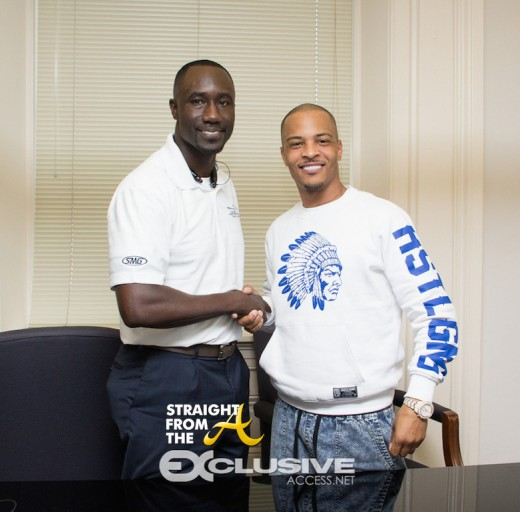 T.I Gets The Key To Jackson, Ms. (8 of 10)