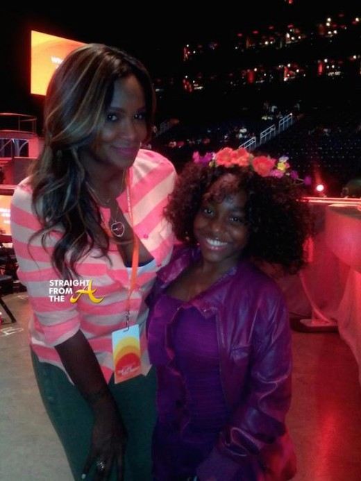Tameka Raymond and Fan - Life You Want ATL