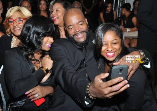 Toya Wright, Ed Lover, Reginae Carter