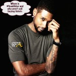 THEY SAY: Usher's Tour Isn't Selling & His Album Has Been Pushed Back…
