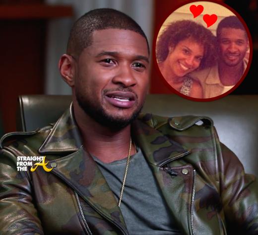 Usher Raymond StraightFromTheA 2