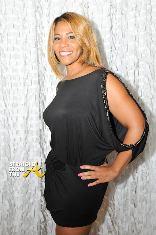 VH1 Atlanta Exes Sheree Buchanan
