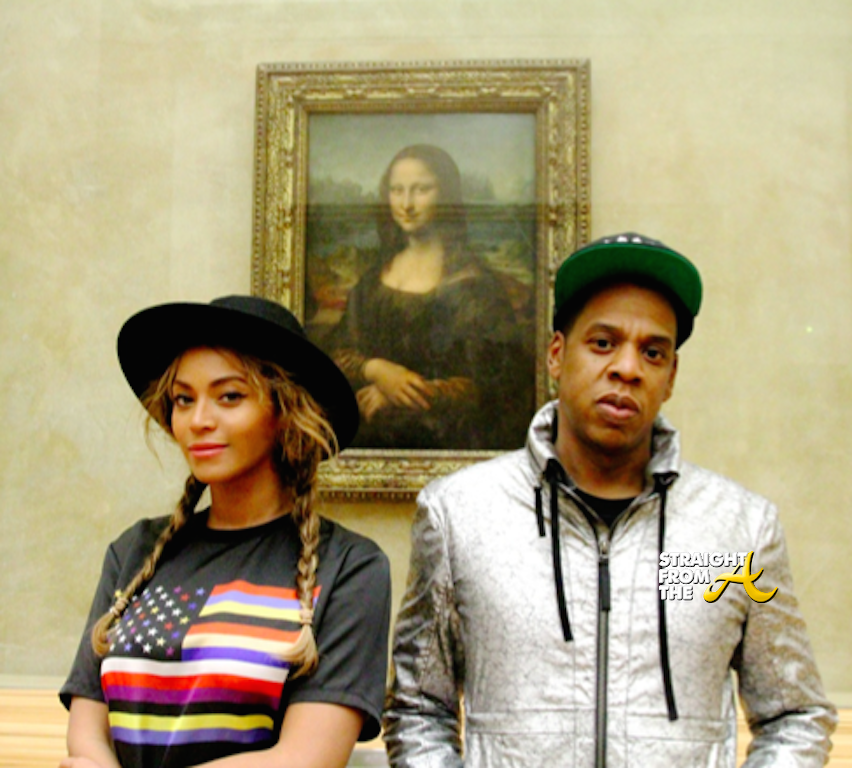 Beyoncé And Jay-Z Announce Joint Tour On The Run II