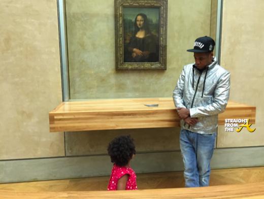 Beyonce Jay-Z Paris Louvre - StraightFromTheA-15