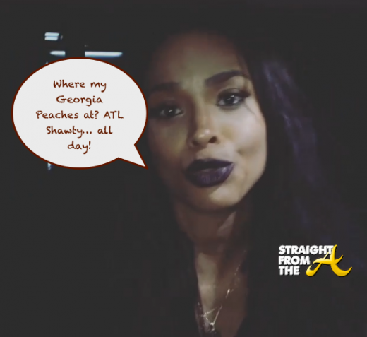 Ciara Message StraightFromTheA