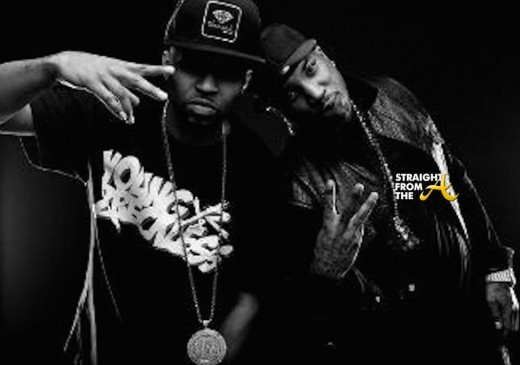Drumma Boy and Young Jeezy - StraightFromTheA