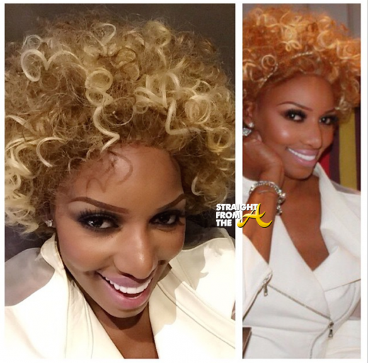Nene Leakes Curly Hair - StraightFromTheA 2014