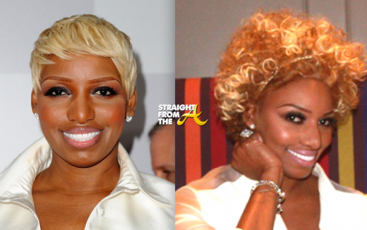 Nene Leakes Hair - Short v Curly