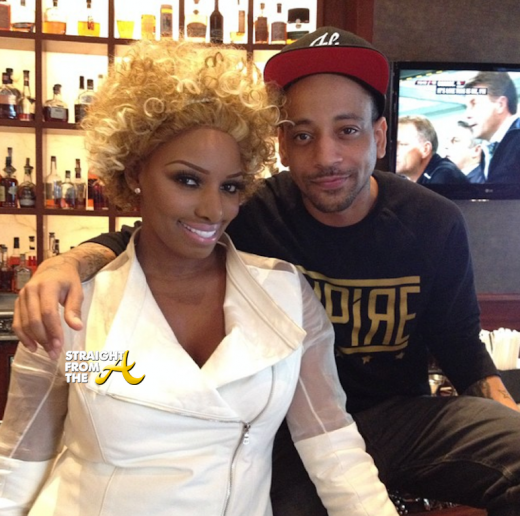 Nene Leakes J. Holiday - StraightFromTheA 1