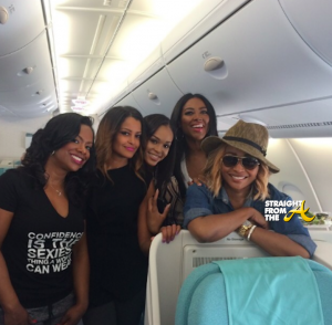 RHOA GIRLS TRIP 2014 - STRAIGHTFROMTHEA