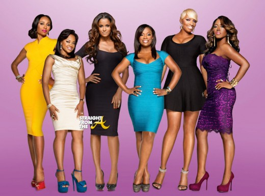 RHOA Season 7 Cast Photo - StraightFromTHeA