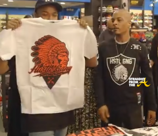 T.I. Footaction Prank 3