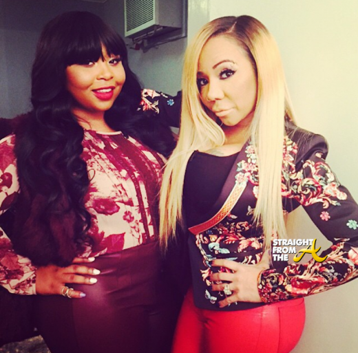 Tiny and Shekinah Weave Trip - StraightFromTheA