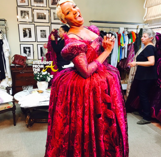 nene leakes cinderella stepmother witch straightfromthea