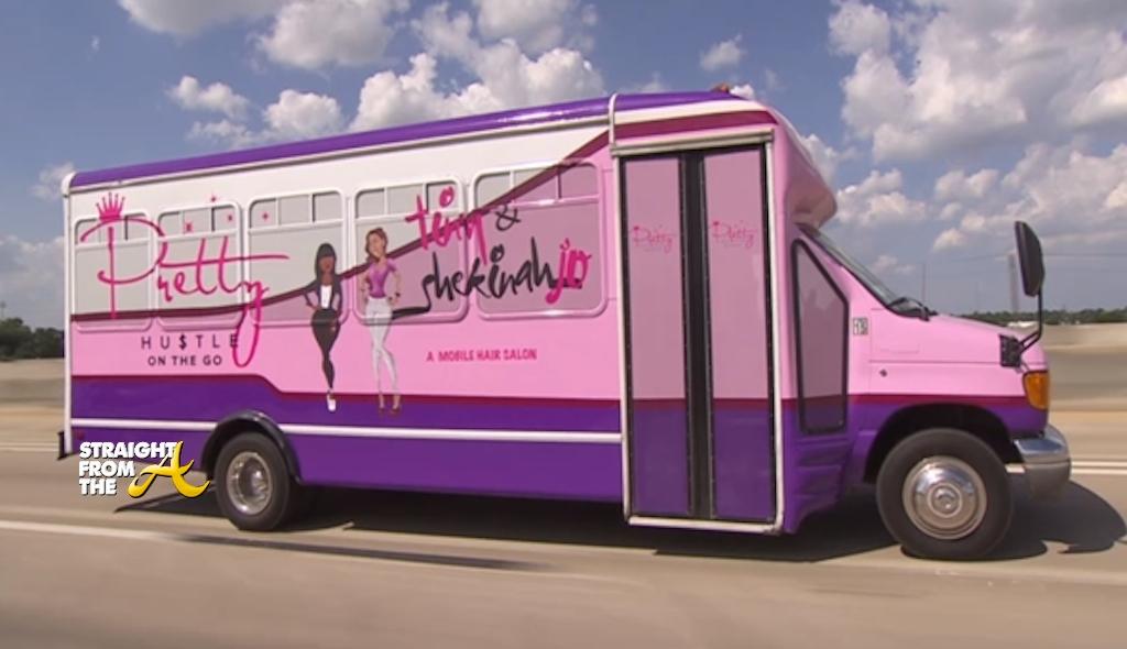Weavetripbus for Bus mallemort salon