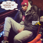 No Apology: Chris Brown 'Reflects' on Yesterday's Tamar Braxton Rant + Karreuche Shares Opinion…