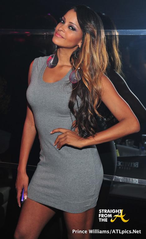 Claudia Jordan - Prive