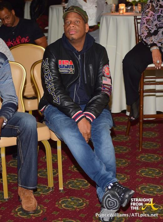 Kendu Isaacs - MJB Event