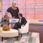 #RHOA Nene Leakes Talks 'Blood Clots & Toxic Relationships' on Dr. Oz… [VIDEO]