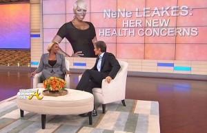 Nene Leakes Dr. Oz 1