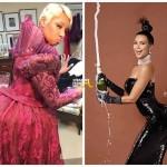 #RHOA Nene Leakes Spoofs Kim Kardashian's Paper Magazine Pic + Shares Her 'Cinderella' Experience… [PHOTOS]