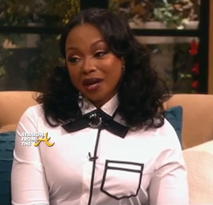 Phaedra Parks Access Hollywood 4