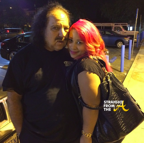 Pinky and ron jeremy