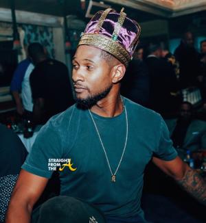 Usher Raymond StraightFromTheA 1