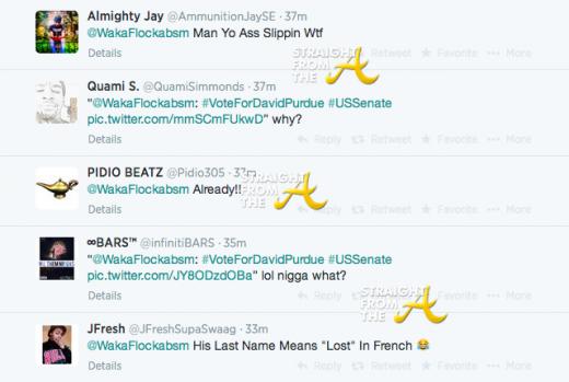 WakaFlocka Tweets