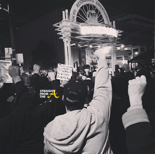 ATL Ferguson Protests 2015 StraightFromTheA-2