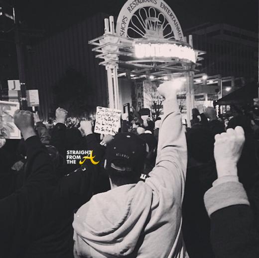ATL Ferguson Protests 2015 StraightFromTheA-2